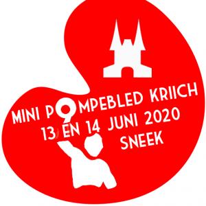 Mini Pompeblâd Kriich 2020